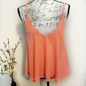 Tobi Tops - Tobi Layered Tank Top
